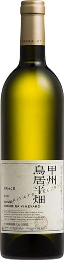 中央葡萄酒 山梨 甲州 グレイス ワイン リスト